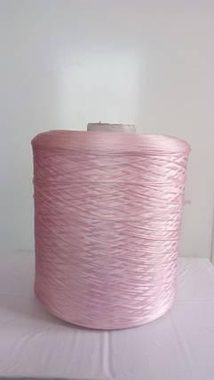 Нитки для оверлока ковролина бледно-розовый 2, фото 2