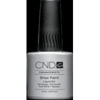 Гель Brisa Paint Pure White Opaque, 12 мл