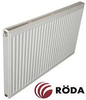 Радиатор стальной Roda Eco 500x2000 ➲ 11 Тип ➲ Боковое подключение