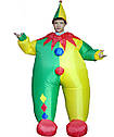 Надувной костюм Клоун, фото 4