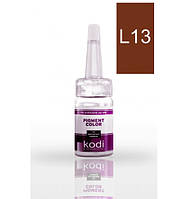 Пигмент для губ L13 (Терракотовый) 10 мл Kodi