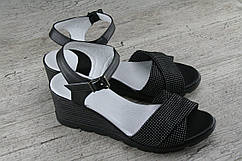 """Босоножки, сандалии женские """"Melany"""", обувь летняя из натуральной кожи"""