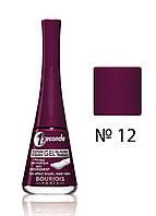 Лак для ногтей Bourjois 1 Seconde №12 фиолетовый 9 мл.