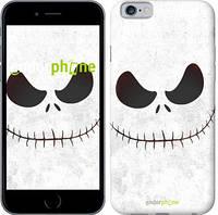"Чехол на iPhone 6 Белый Джек ""1199c-45-10659"""