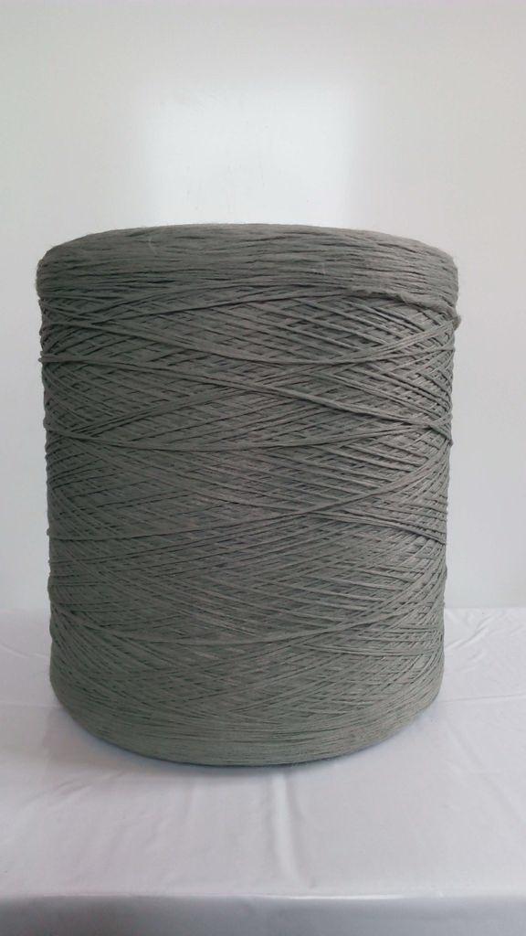 Нитки для оверлока ковролина бледно-зеленая 3
