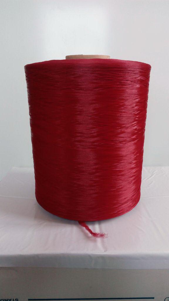 Нитки для оверлока ковров вишневый