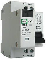Автомати захисного відключення Промфактор АЗВ EVO 10кА, С, 1P+N, 30мА, 10-40А