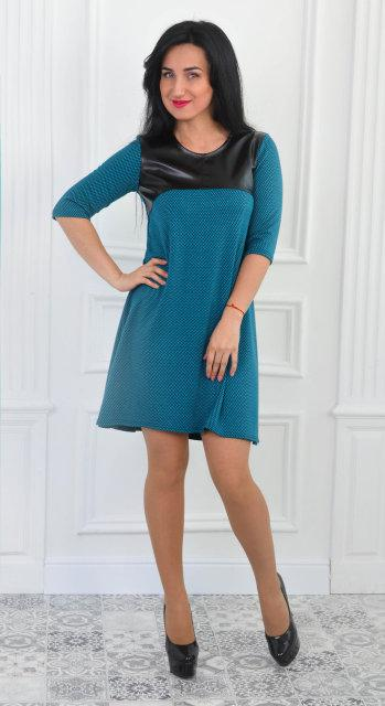 b6d2be68992a Красивое повседневное платье (размер 44-50) - Bigl.ua