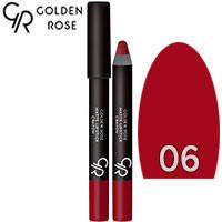Помада-карандаш Golden Rose№06, фото 2