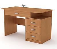 Студент 2 письменный стол компанит стол с пятью выдвижных ящиков