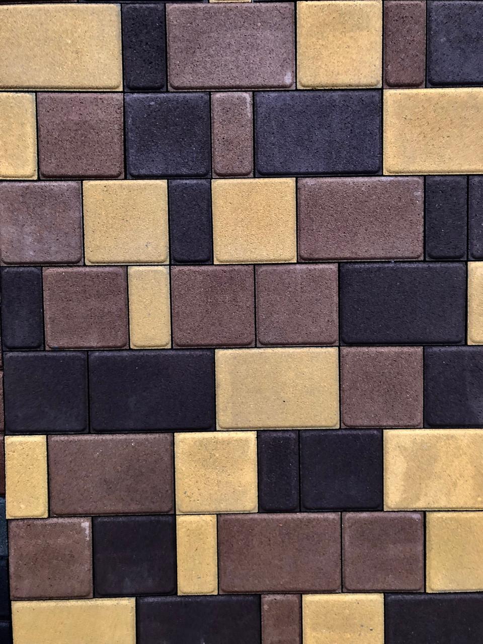 Тротуарная плитка Брук Ландхаус стенд 2