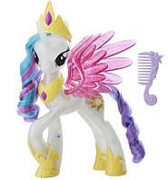 Интерактивная пони Hasbro My Little Pony Принцесса Селестия 20 см (E0190), фото 1