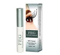 Раствор для роста ресниц FEG (Сыровотка) 3мл.