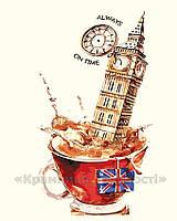 Картина по номерам Чай по-английски, 40x50 (AS0208), фото 1