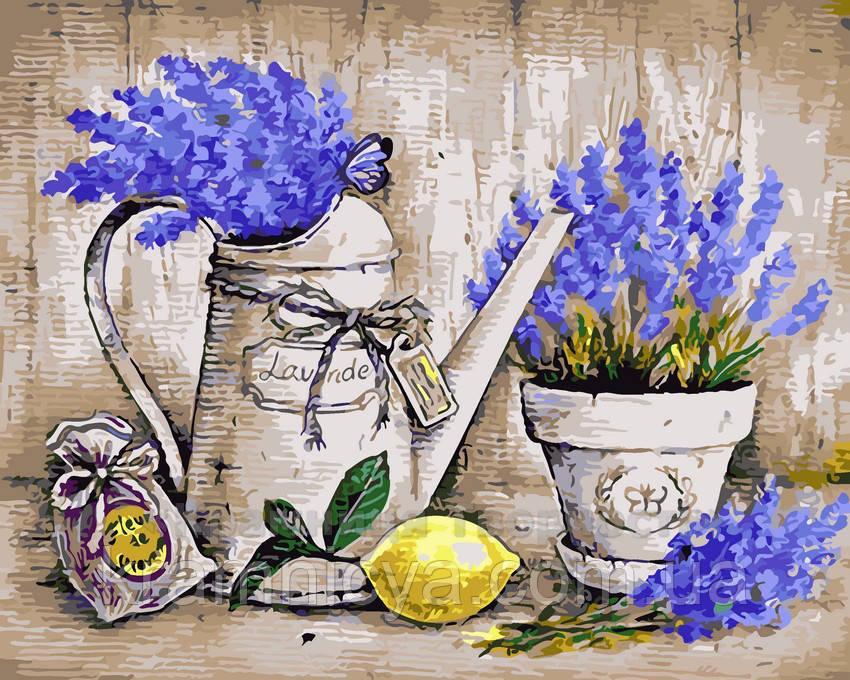Картина по номерам Краски Прованса, 40x50 (AS0012)