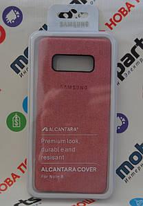 Оригинальный Чехол Alcantara Cover Samsung Galaxy Note 8 N950 (Мансара) (Акция!)