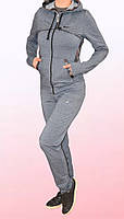 Женский спортивный костюм с капюшоном по 56 размер (1204/11)