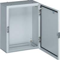 Шафа металева ORION Plus, IP65, непрозорі двері, 650X400X250мм код FL118A