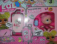 Куколка Lol с косметикой
