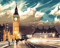 Картина по номерам Ночной Лондон, 40x50 (AS0138), фото 1