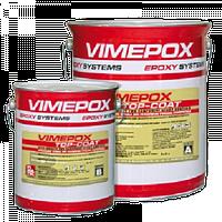Эпоксидный двухкомпонентный  цветной состав для финишного покрытия VIMEPOX TOP-COAT