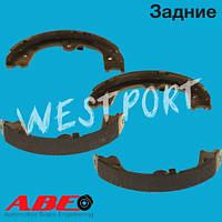 Тормозные колодки ABE Nissan NP300 Nissan PATHFINDER Задние Барабанные C01064ABE