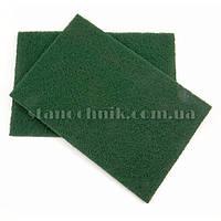 Скотч-брайт полотно 230х150 мм P240 (зеленый)