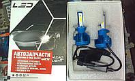 Лампы LED Н-7 12-24V 6000к к-т с 2-х шт