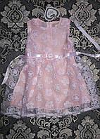 Платье на девочку 4 годика, фото 1