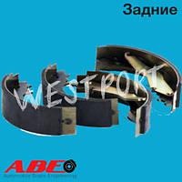 Тормозные колодки ABE Задние Барабанные C0M010ABE