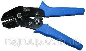 Инструмент для опрессовки кабельных наконечников ТМ 0,5-2.5