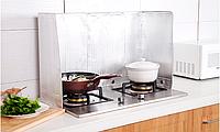 Защитная складная панель из фольги для газовой плиты (от жира)