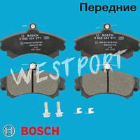 Тормозные колодки Bosch Mitsubishi COLT Mitsubishi SPACE Mitsubishi CARISMA Передние Дисковые Под датчик износа 0 986 424 371