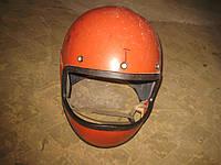 Шлем мото Ретро