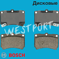 Тормозные колодки Bosch Mazda 121 Mazda 323 Kia RIO Mazda DEMIO Дисковые 0 986 461 141
