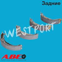 Тормозные колодки ABE Peugeot 205 Citroen ZX Peugeot 306 Peugeot 309 Citroen XSARA Задние Барабанные C0P003ABE