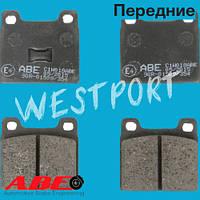 Тормозные колодки ABE Передние Дисковые Без датчика износа C1W018ABE