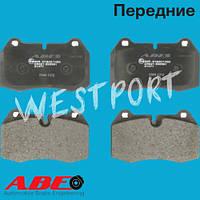 Тормозные колодки ABE Nissan SKYLINE BMW 7 BMW 8 BMW 5 Передние Дисковые Без датчика износа Под датчик износа C1B012ABE