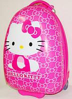 """Детский чемодан на колесах """"Hello Kitty"""" 47*31*25,5 см"""