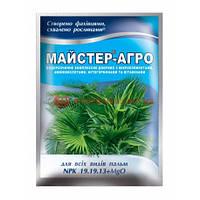 Комплексное удобрение МАСТЕР-АГРО 19.19.13 для пальм Valagro 25 г