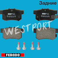 Тормозные колодки Ferodo Honda FIT Honda CIVIC Honda INSIGHT Honda CR-Z Honda STREAM Honda INTEGRA Honda ACCORD Honda CR-V Honda PRELUDE Honda S2000