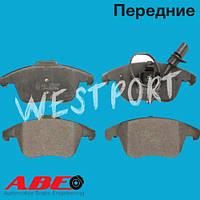 Тормозные колодки ABE Audi A6 Audi A5 Audi A4 Audi Q5 Audi A7 Sportback Передние Дисковые Под датчик износа C1A043ABE