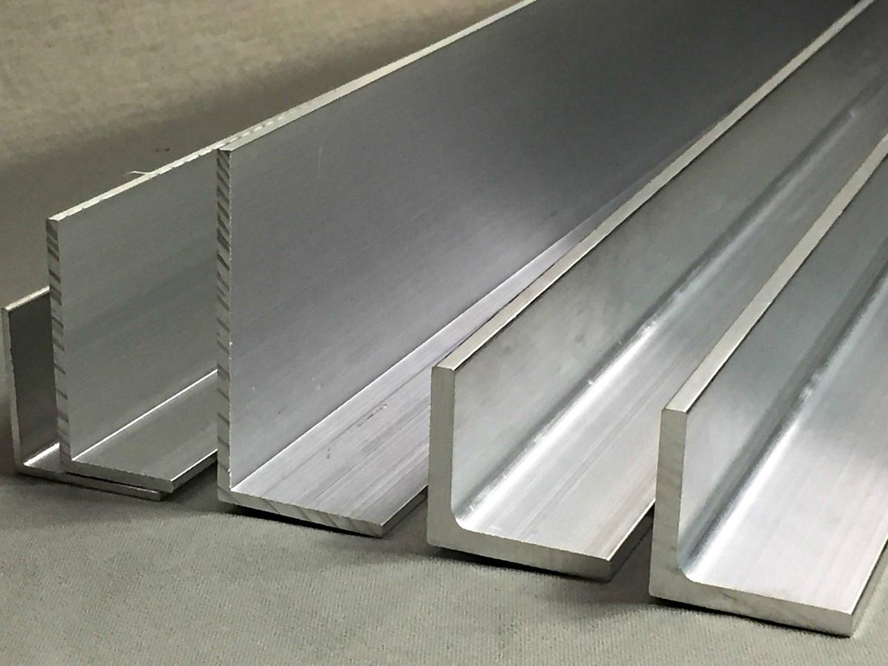 Южноукраинск алюминиевый уголок 1 2 3 4 5 6 7 8 мм алюминий марки АД31