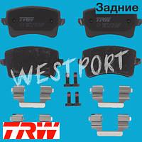 Тормозные колодки TRW Audi A5 Audi A4 Audi Q5 Задние Дисковые Без датчика износа GDB1765