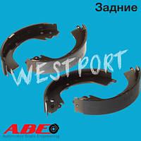 Тормозные колодки ABE Mitsubishi L 400 Mitsubishi DELICA Mitsubishi L 200 Задние Барабанные C05058ABE