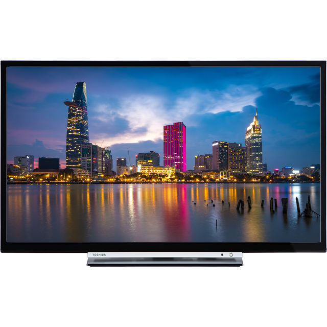 Телевизор Toshiba 32W3733DG (TPQ 600Гц, HD, Smart TV, Wi-Fi, Dolby Digital 2x6Вт, DVB-C/T)