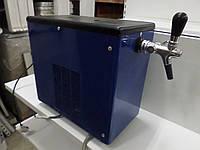 Пивной охладитель бу., однопостовой холодильник б у., фото 1