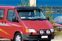 Козырек спойлер лобового стекла солнцезащитный Ford Transit 1986-1999 г.в. Форд Транзит