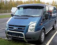 Козырек спойлер лобового стекла солнцезащитный Ford Transit 2002-2013 г.в. Форд Транзит