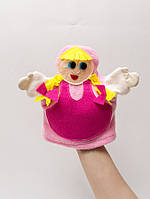 Кукла-перчатка малая Девочка.